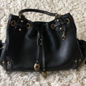 Genuine leather Michael Kors Sachtel